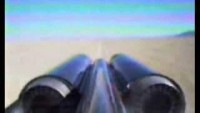 Thrust SSC - Supersonic Land Speed Record Holder - YouTube