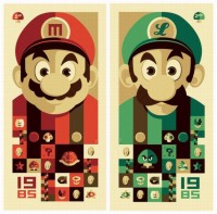 Creative Super Mario Brothers Illustrations (54 pics) - Izismile.com