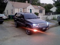 "2002 Jeep Grand Cherokee ""shaniqua baby"" - warwick, RI owned by 2002jeepfan"