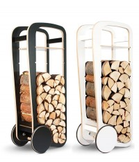 Fleimio Wood Trolley by Tero Jakku » Yanko Design
