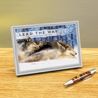 LEAD THE WAY FRAMED DESKTOP PRINT image by Successories - Photobucket