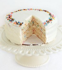 Birthday Cake Recipe: Funfetti Cake From Scratch | The Kitchn