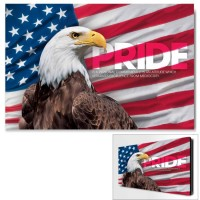 PRIDE EAGLE INFINITY EDGE WALL DECOR image by Successories - Photobucket