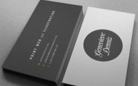 Self Promotion / Stationery
