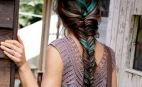 Oh the lovely things: Obsession : Fishtail braids