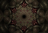 Abstract Digital Art / fractals by grinagog