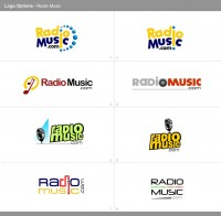RadioMusic Logo by ~gufranshaikh
