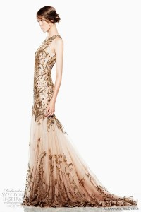Alexander McQueen Resort 2012 Collection | Wedding Inspirasi