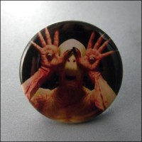 Pinback Button Pan's Labyrinth Pale Man 1.5 Inch Badge - Polyvore