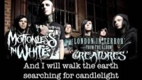Motionless In White - London In Terror (with lyrics) - YouTube