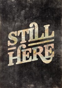 Typeverything.com 'Still Here' by Hannes Beer. - Typeverything