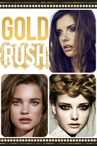 gold rush - StyleCraze