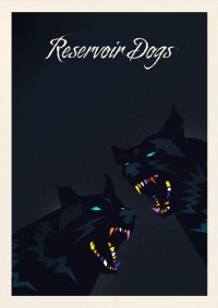 RESERVOIR DOGS - Rocco Malatesta Posters & Prints