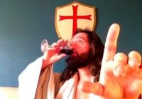 Mdlasky will record a short video as jesus for $5, only on fiverr.com