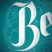 Beautiful Typographic Work by Jordan Metcalf | Abduzeedo | Graphic Design Inspiration and Photoshop Tutorials