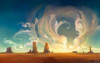 desert,reality desert reality artwork drawings 1920x1200 wallpaper – desert,reality desert reality artwork drawings 1920x1200 wallpaper – Desert Wallpaper – Desktop Wallpaper