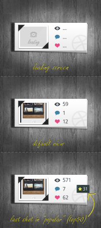 Droplr•dribbble-widget-android-stephane-bouget-full.png