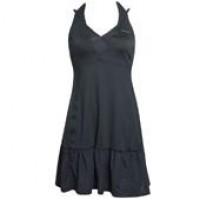 Sporting Life Online Store   REEBOK   LADIES' RUFFLE HALTER DRESS