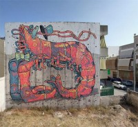 Awe-inspiring new street art by Aryz — Lost At E Minor: For creative people