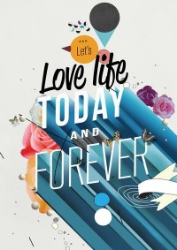 Everything Forever Art Print by Kavan & Co   Society6