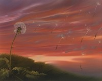 Vladimir Kush - flown-with-the-wind