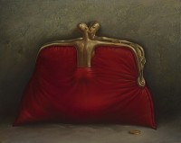 Vladimir Kush - red-purse