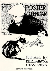 "Edward Penfield - ""Poster Calendar 1897"" 
