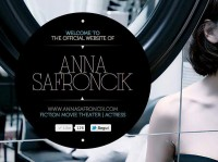 Anna Safroncik / Official Website 2012