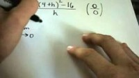 Calculating a Limit by Expanding and Simplfiying - YouTube