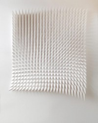 New Geometric Paper Art from Matthew Shlian | Colossal
