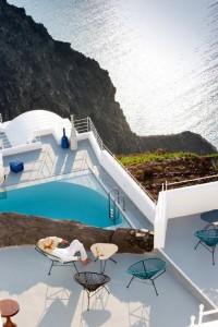 The Breathtaking Grace Hotel, Santorini Islands | inspirationfeed.com