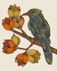 Bravebird Art Print by Valentina | Society6