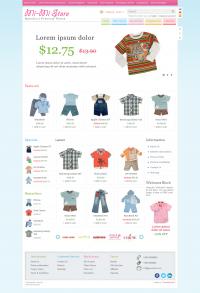 Mi-Mi Store - OpenCart Premium Theme - ThemeForest Previewer