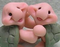 Handmade Miniatures on Etsy - Miniature animals, food, home decor, houses