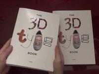 3D Type Book | Happycentro