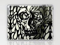 Skull Laptop & iPad Skin by Ali GULEC | Society6