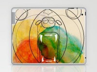 Bear Laptop & iPad Skin by Alvaro Tapia Hidalgo | Society6