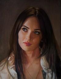 Megan Fox by ~Lizapoly