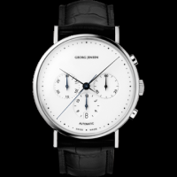 KOPPEL Automatic Chronograph With White Dial | Shiro to Kuro