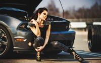 brunettes,legs brunettes legs women cats vehicles ford mustang faces sati kazanova bodies russians 1920x1200 wal – Cats Wallpapers – Free Desktop Wallpapers