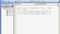 Automatic Report Generation in MS-Excel - YouTube