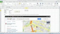 Excel Tips - Tip#57: Integrating Google Maps into Excel - YouTube