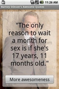 Quotes / barney stinson, himym, how i met your mother, quotes