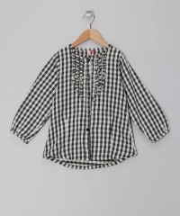 pink chicken Black Catherine Top - Girls | Daily deals for moms, babies and kids