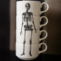 Fancy - Skeleton Cup Stack