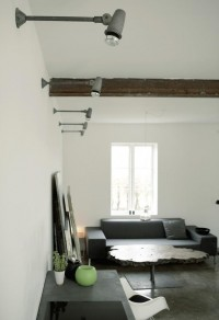 Art studio and home – 2 in 1 for a Danish artist