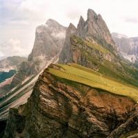 Dolomites, Italy. - Imgur