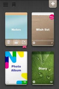 App Store - NOTE'd