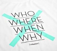 CROSS TYPE - white shirt | NATRI - Shirt Label - Shop