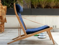 A Cutting-Edge Camp Chair, Made in LA : Remodelista